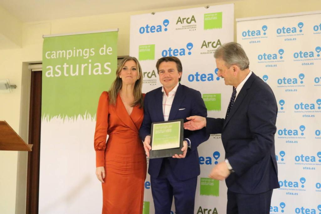 Gala Campings de Asturias 2020